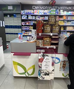 Promotions de la pharmacie